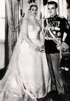 Mariage Grace Kelly et du prince Rainier