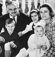 Famille de Monaco